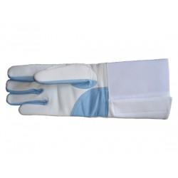 Gant Gris/Bleu