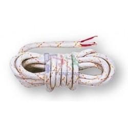 Câble de connexion gainé tissus 10m