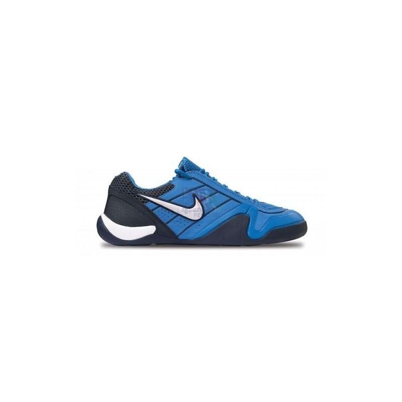 chaussures nike fencing blue black sud escrime. Black Bedroom Furniture Sets. Home Design Ideas
