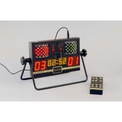 Appareil 3 armes SG12 chrono/score/télécommande - Agréé FIE