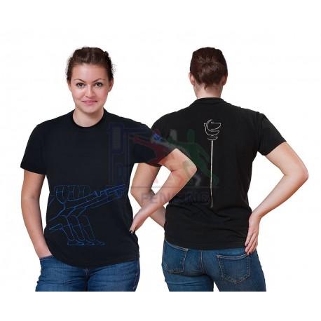 T-Shirt escrime