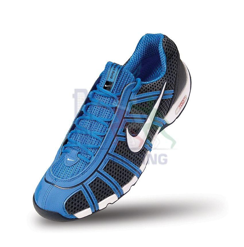 Chaussures Nike Fencing Blue/Black - Sud Escrime