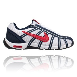 Chaussures Nike White/Navy/Red