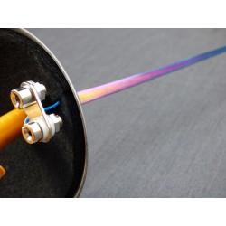 Fleuret électrique eco lame couleur